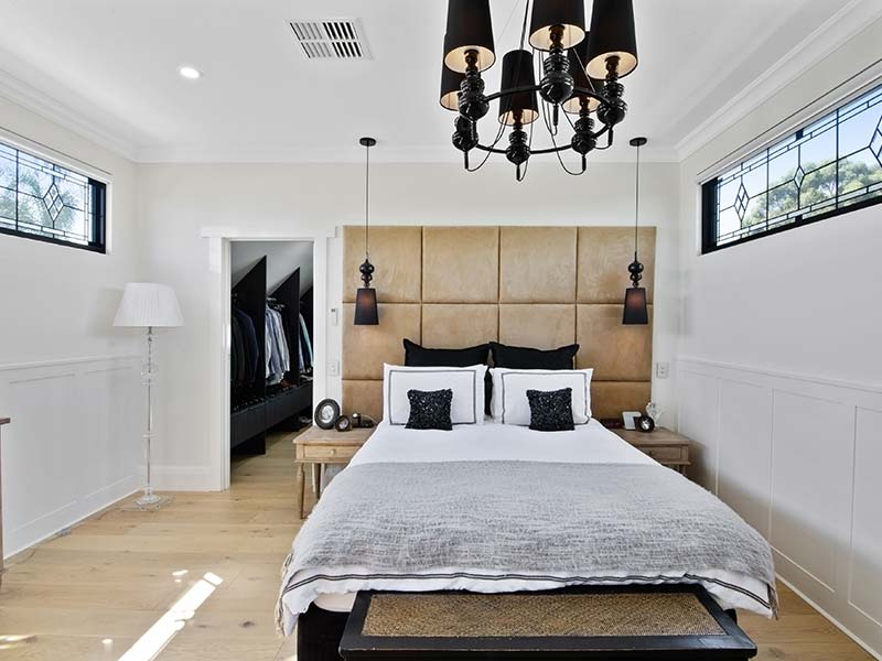 upstairs bedroom home addition